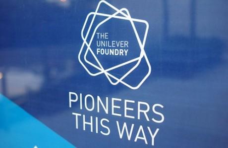 unilever foundry logo real life