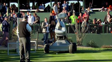 eldrick golf robot