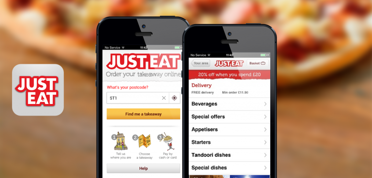 Just Eat Gobbles Up Four Online Delivery Firms