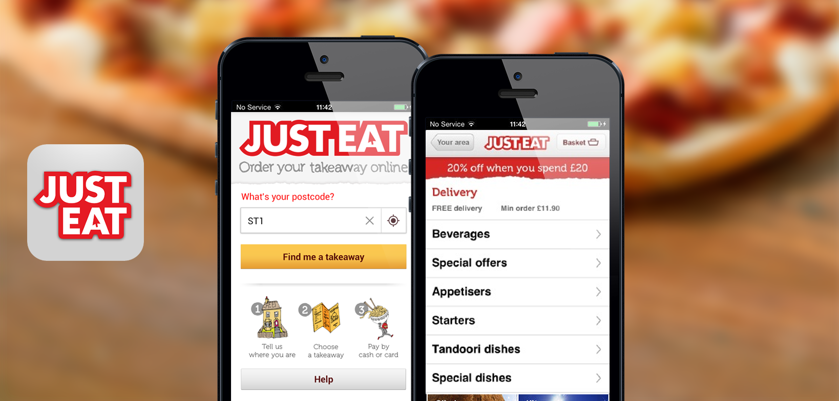 Just Eat Acquires Hungryhouse and SkipTheDishes for £266m