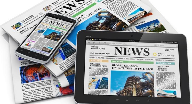 Mobile Traffic Dwarfs Desktop Clicks on Newspaper Websites