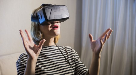 Generic VR headset