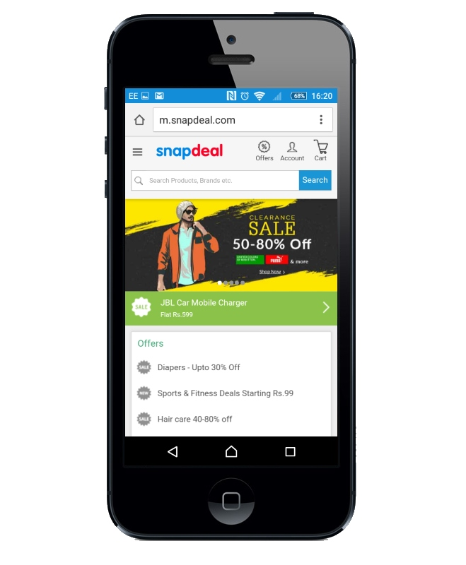 Indian eCommerce Site Snapdeal Pulls in $200m in Funding