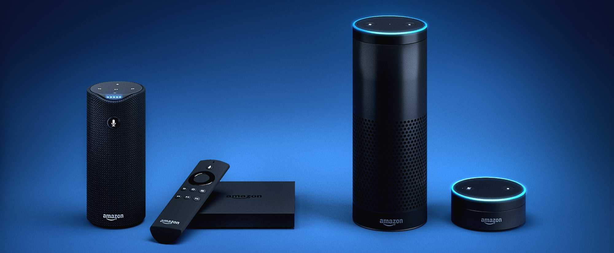 Amazon Extends Echo Range with Dot and Tap