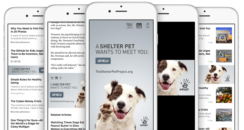 Apple News Ads Go Native