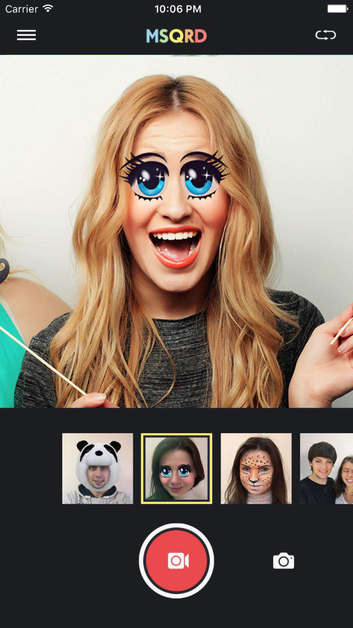 Facebook Acquires Video Filter App Masquerade