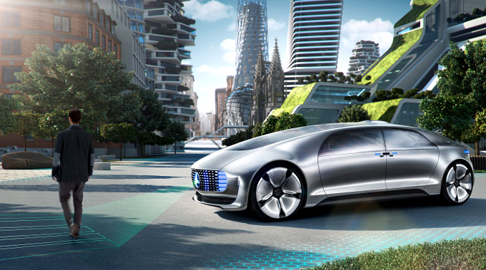 Uber and Daimler Partner for Self-driving Cars