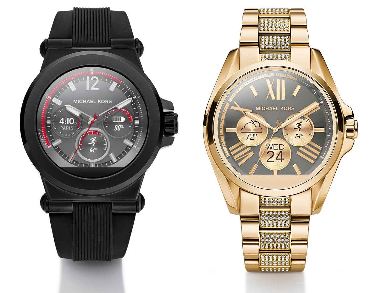 Michael Kors Moves into Wearables with Access Watch