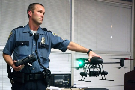 Police Drones San Diego