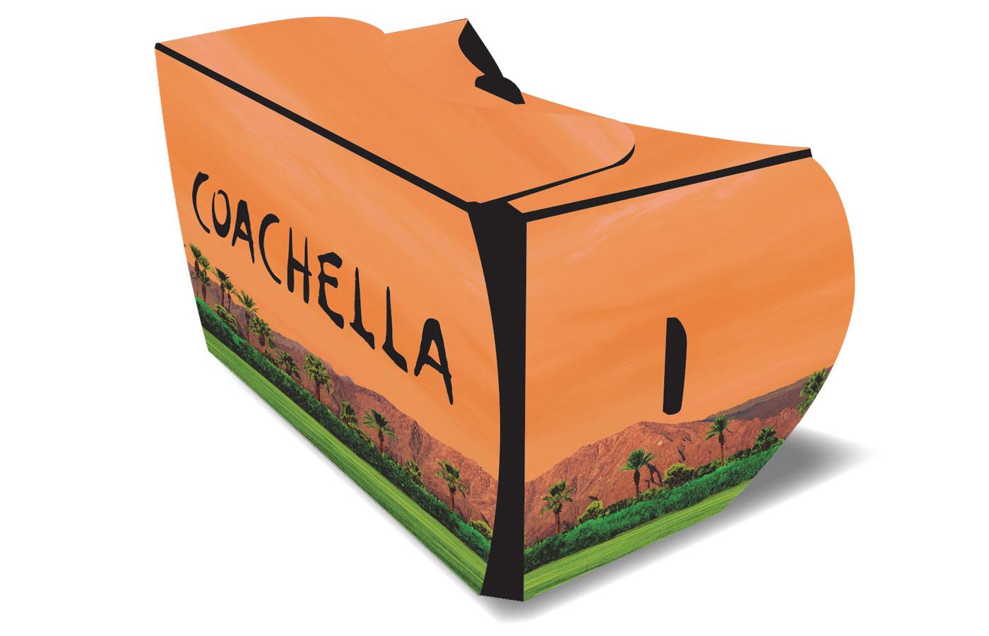Coachella Prepares Festival-goers with Google Cardboard
