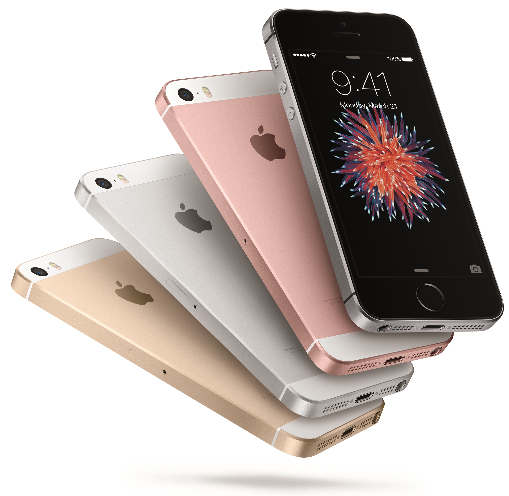 Apple Unveils iPhone SE, 9.7