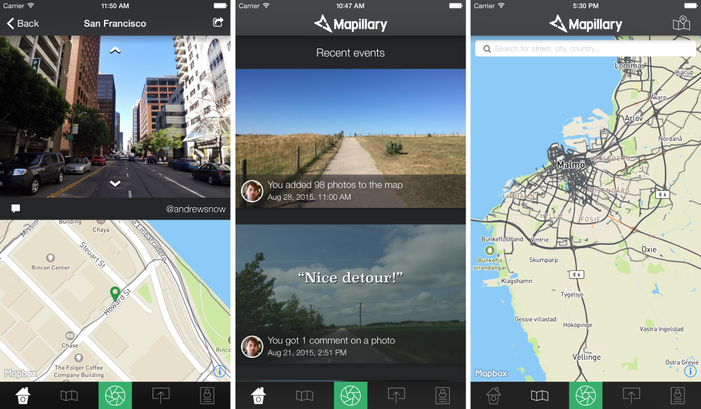Mapillary Receives $8m to Take on Google Street View