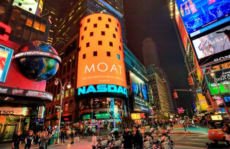 moat in times square
