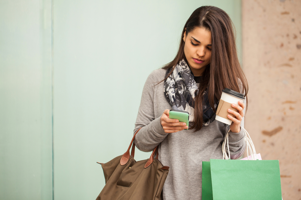 55 Per Cent of In-store Mobile Usage Impacts the Purchase Decision