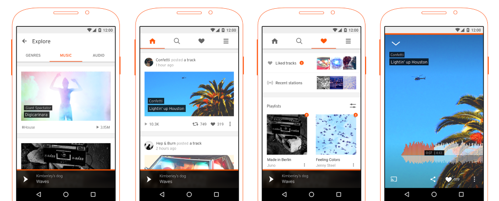 SoundCloud Launches Ads in the UK