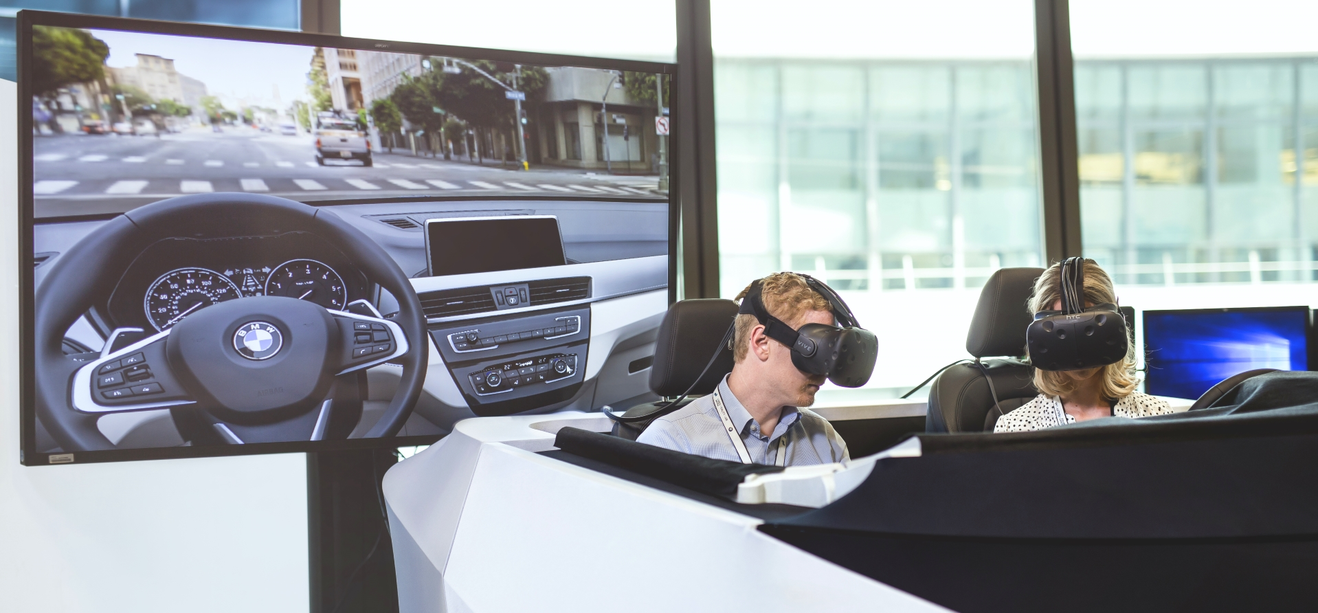 BMW Accelerates VR Usage with HTC Vive