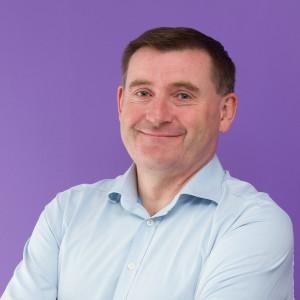 Conor Shaw, Managing Director, Marketo EMEA