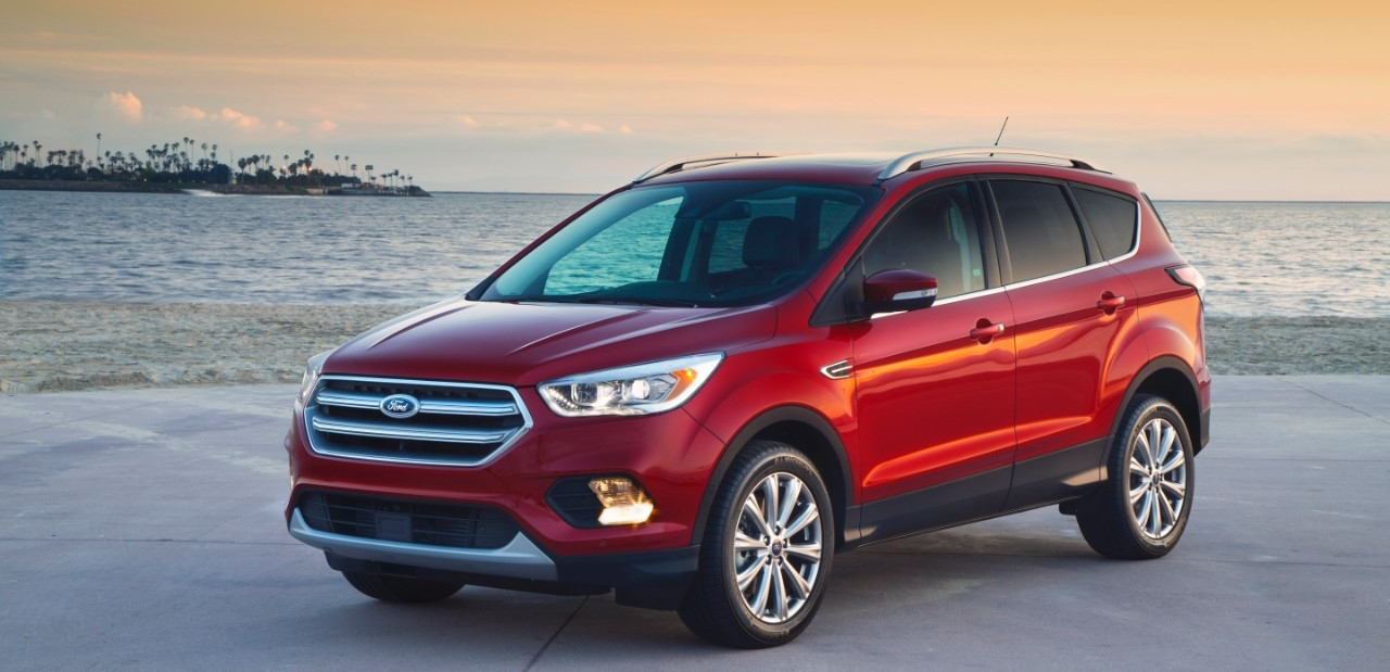 The 2017 Ford Escape is the only vehicle to currently support mobile keys