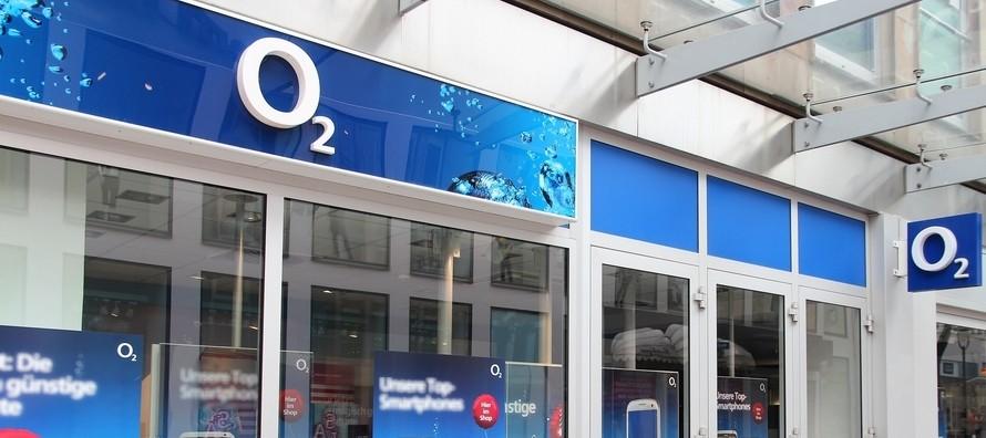 O2 logo IRL