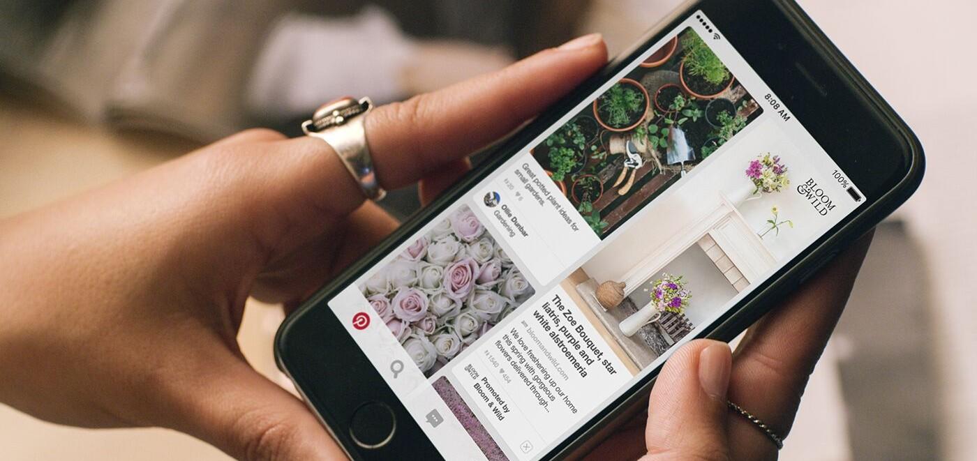 Pinterest ads UK