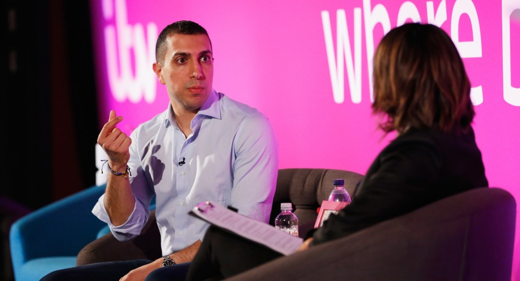 "Tinder CEO Talks Making Money: ""It actually helps the ecosystem"""