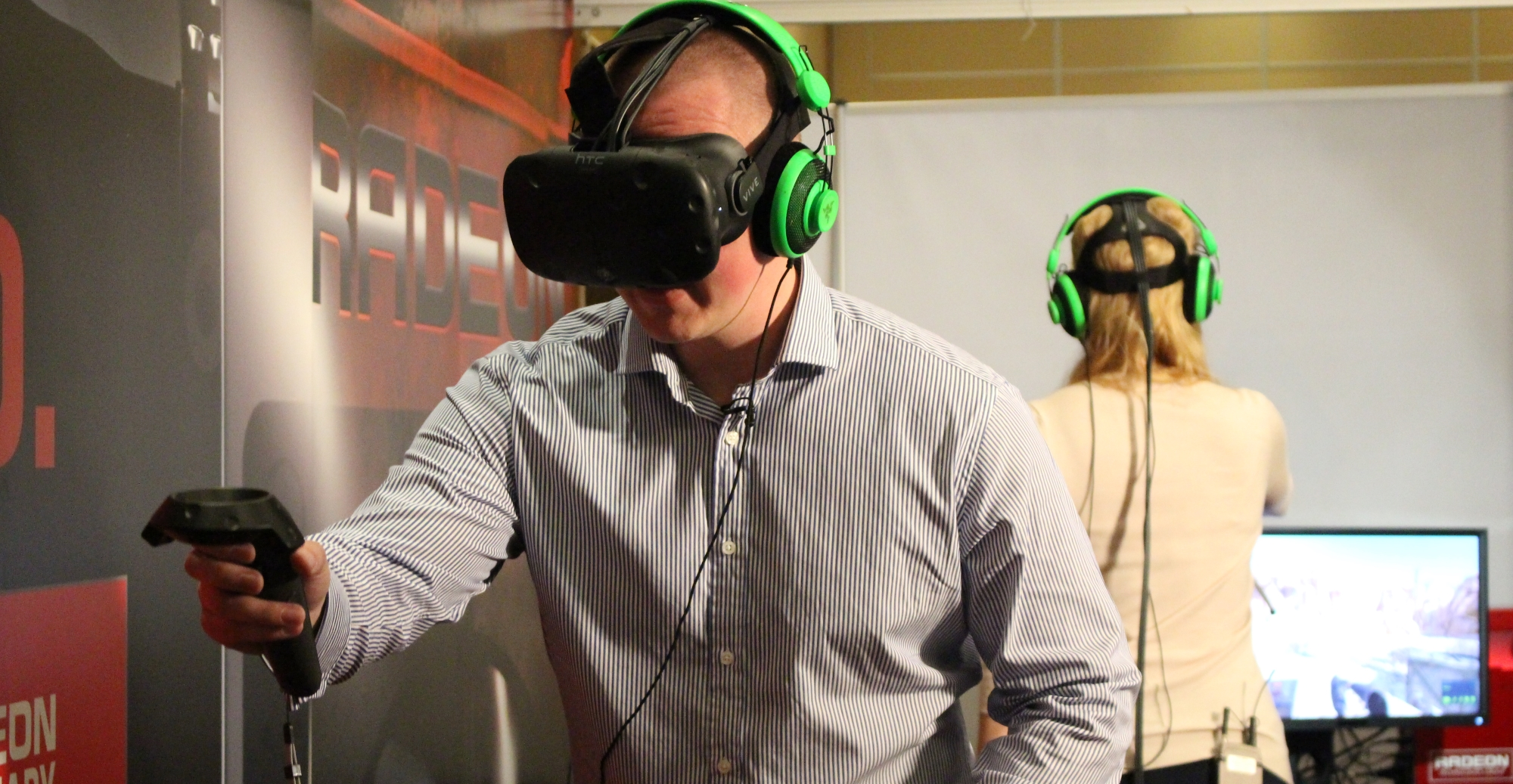 Five Things I Learned From a Day in VR