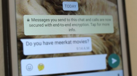 WhatsApp Encryption
