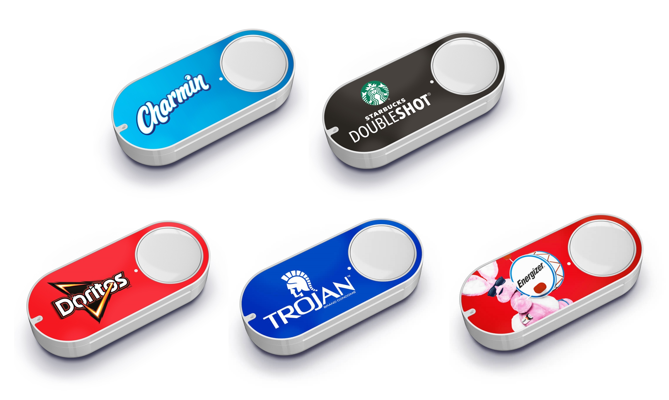 Amazon Triples Dash Button Line with Over 100 Products