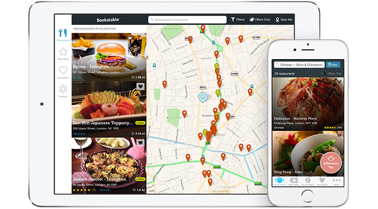 Bookatable and Flyt Partner for Restaurant Analytics