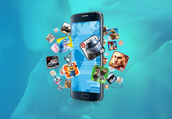 Gameloft Celebrates 800 per cent Increase in Revenues