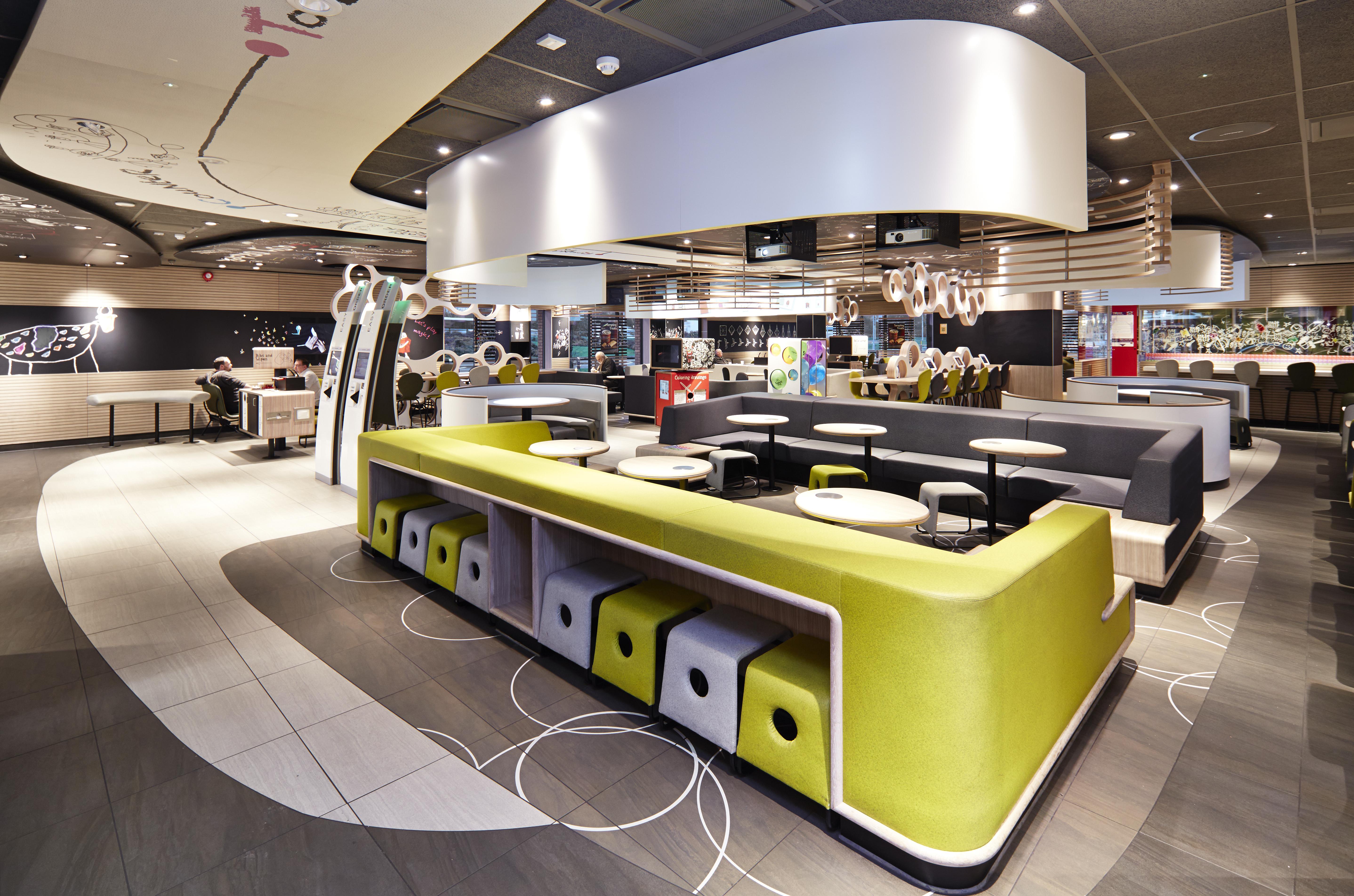 McDonald's Brings Tablets into Restaurants