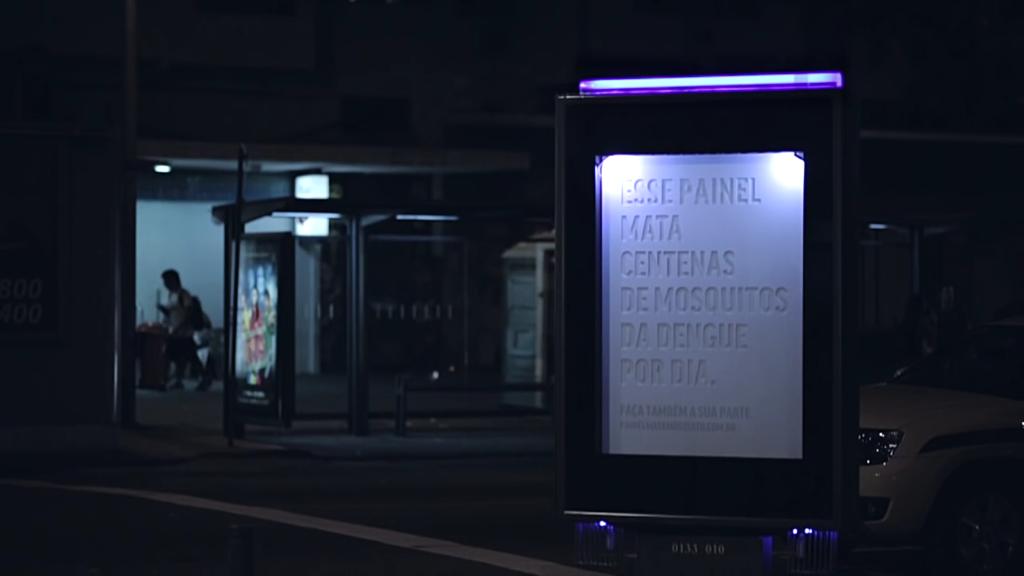 Innovation Lab: Sweaty Billboards, Flying Selfie-sticks and Electric Shrubs