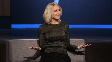Nikki Glaser, host of Comedy Central's most popular Snapchat show