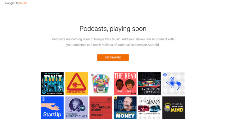Google Play May Begin Streaming Podcasts This Week