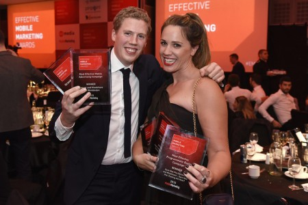 One Month to our Effective Mobile Marketing Awards Ceremony