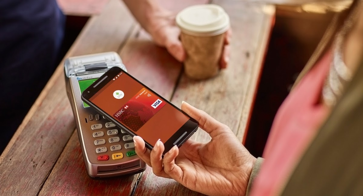 Android Pay Makes its Way to the UK
