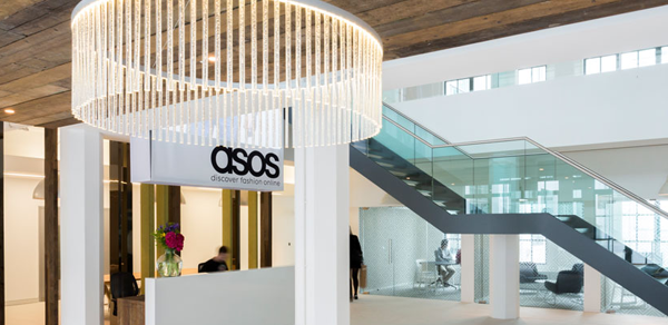 Asos Launches Fashion Tech Start-up Accelerator