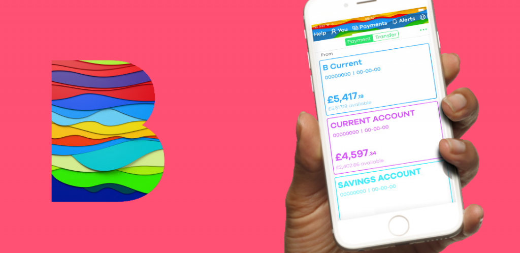 Mobile-First B Takes Flight Out of Clydesdale and Yorkshire Banks