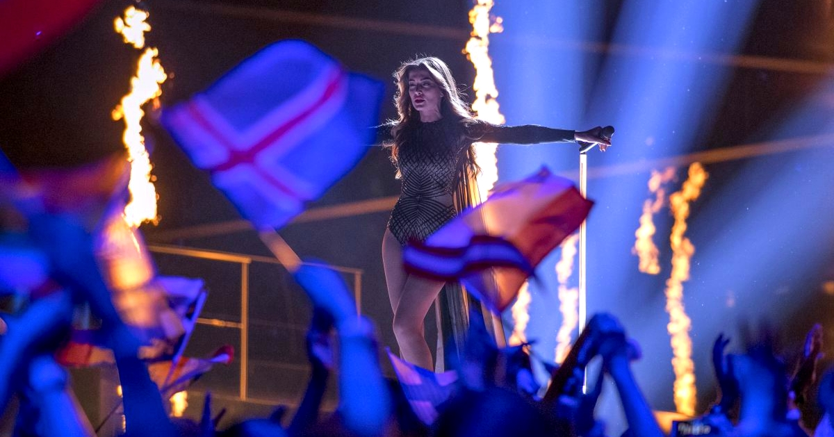 Cadbury Launches Major Eurovision Twitter Campaign