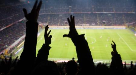 Football Stadium Match