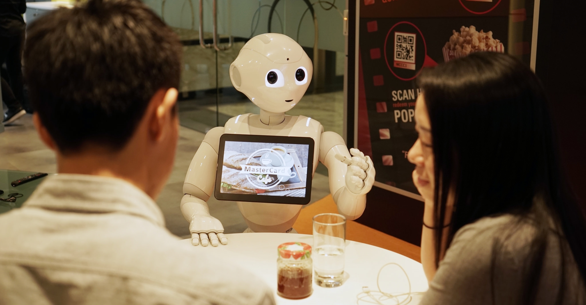 Pizza Hut Asia Hires Softbank's Pepper Robot for Customer Service