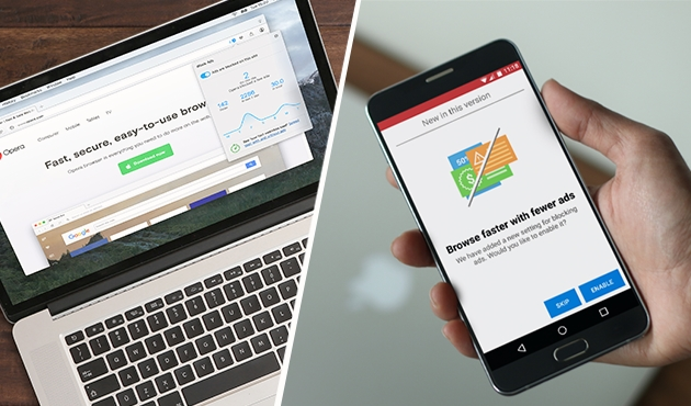 Opera Adds Blocking to its Browser
