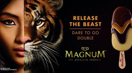Unilever Magnum Shazam