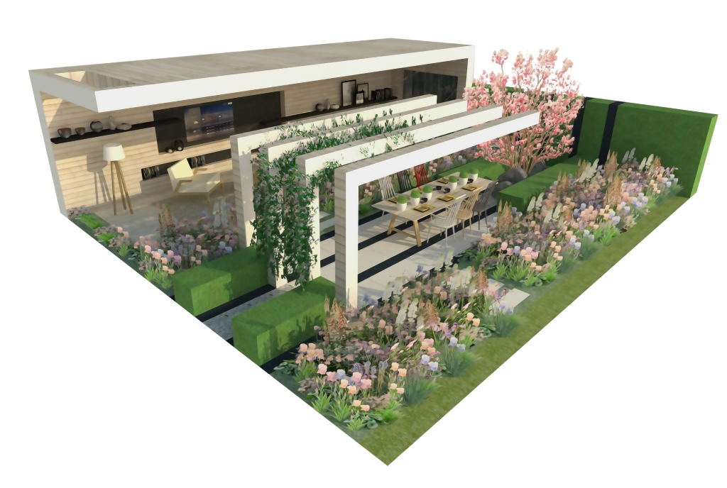 LG Smart Garden Takes Root at Chelsea Flower Show