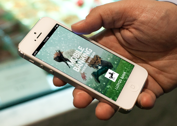 Lloyds Tops Review of Mobile Banking