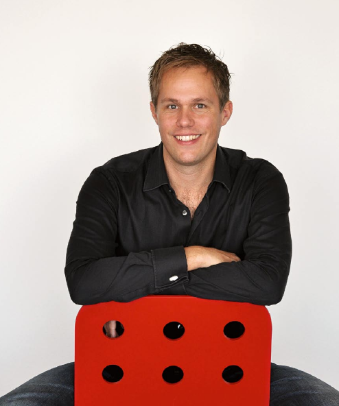 Herbert Bay, CEO and co-founder of Shortcut Media