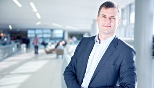 Ronan Dunne, CEO of O2 UK