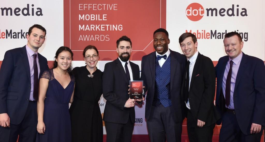 Effective Mobile Marketing Awards Shortlist Unveiled