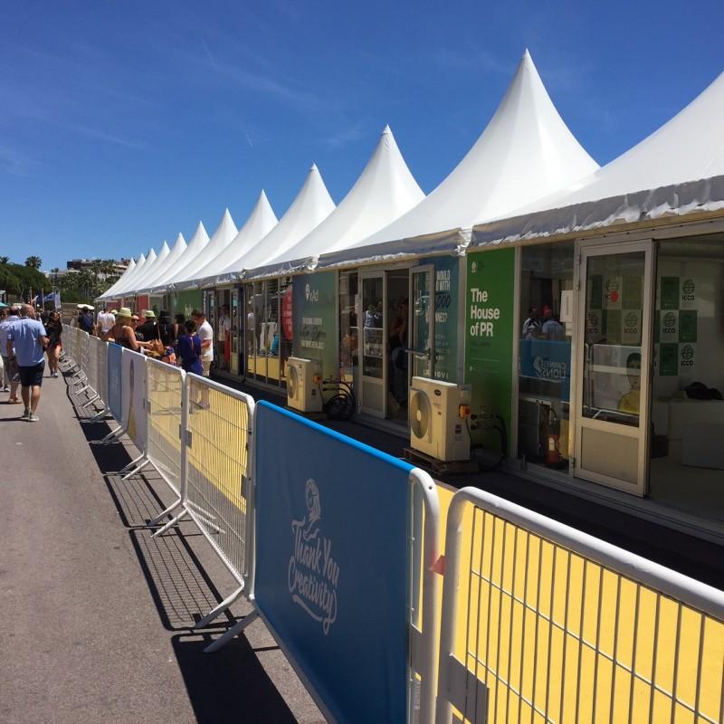 Cannes: Celebs Trump Brands