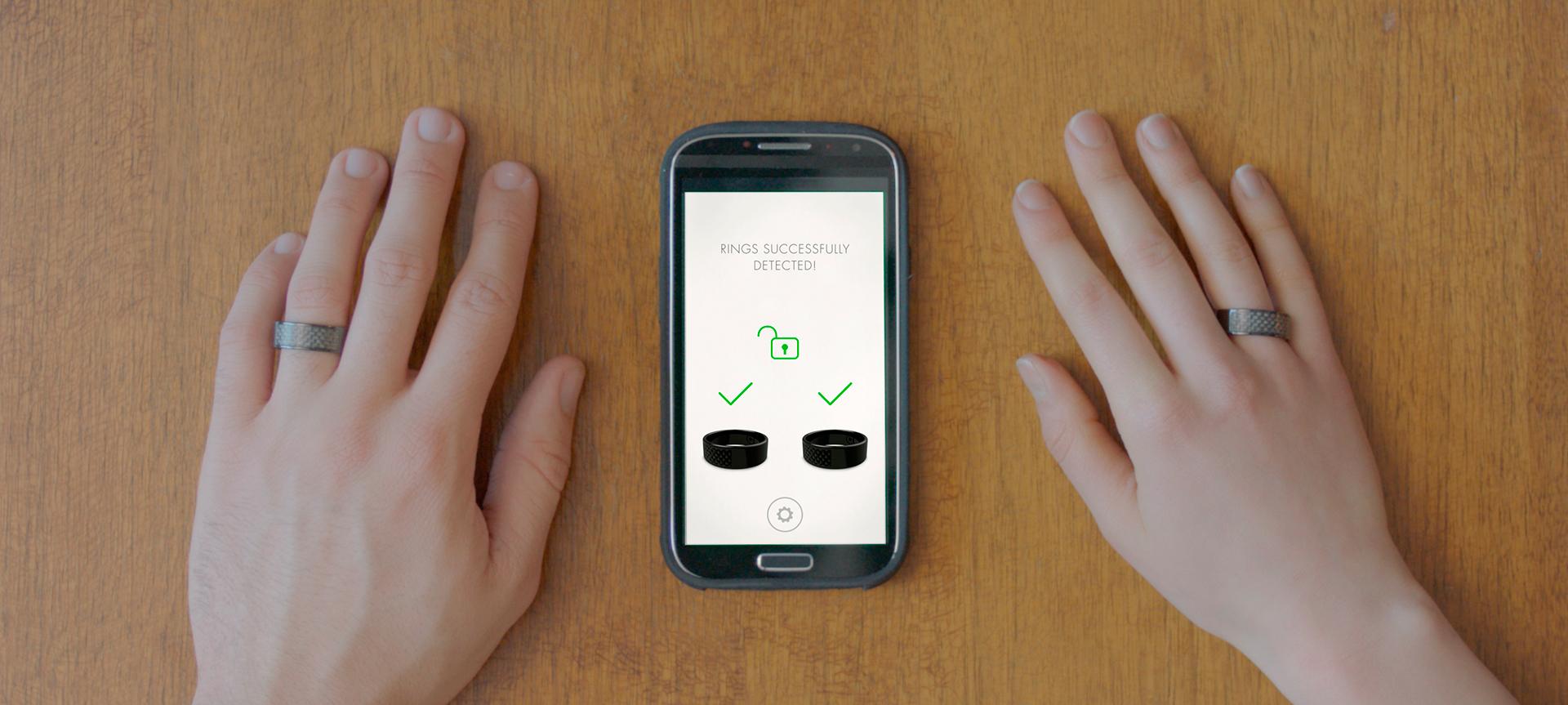 Cornetto Commitment Rings App